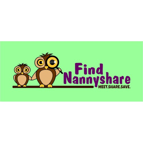 FindNannyshare needs a new logo