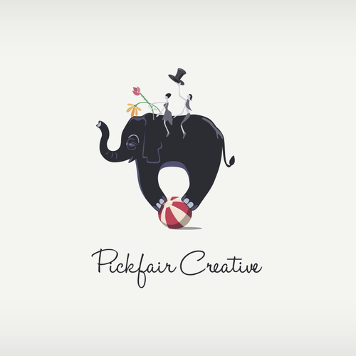 New logo wanted for Pickfair Creative