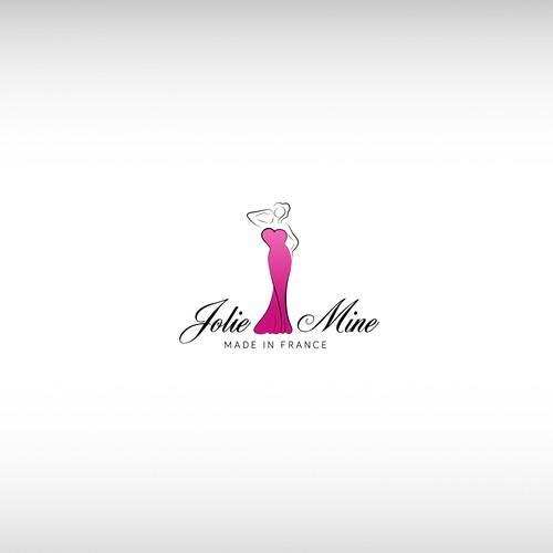 Concept Logo Design for Jolie Mine