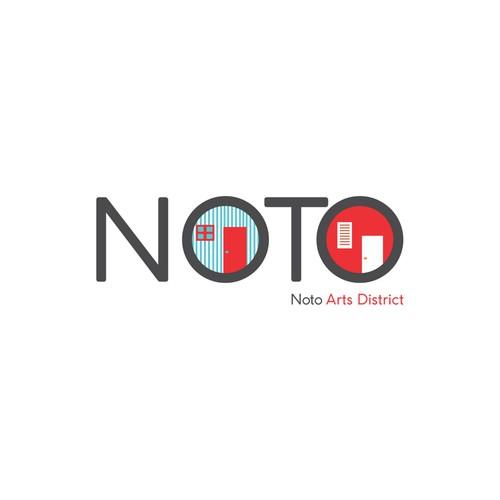 Logo + illustration