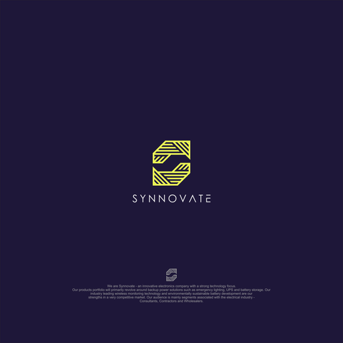 Please help Synnovate design a simple, professional, strong logo