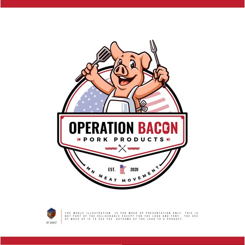 Operation Bacon Pork Products