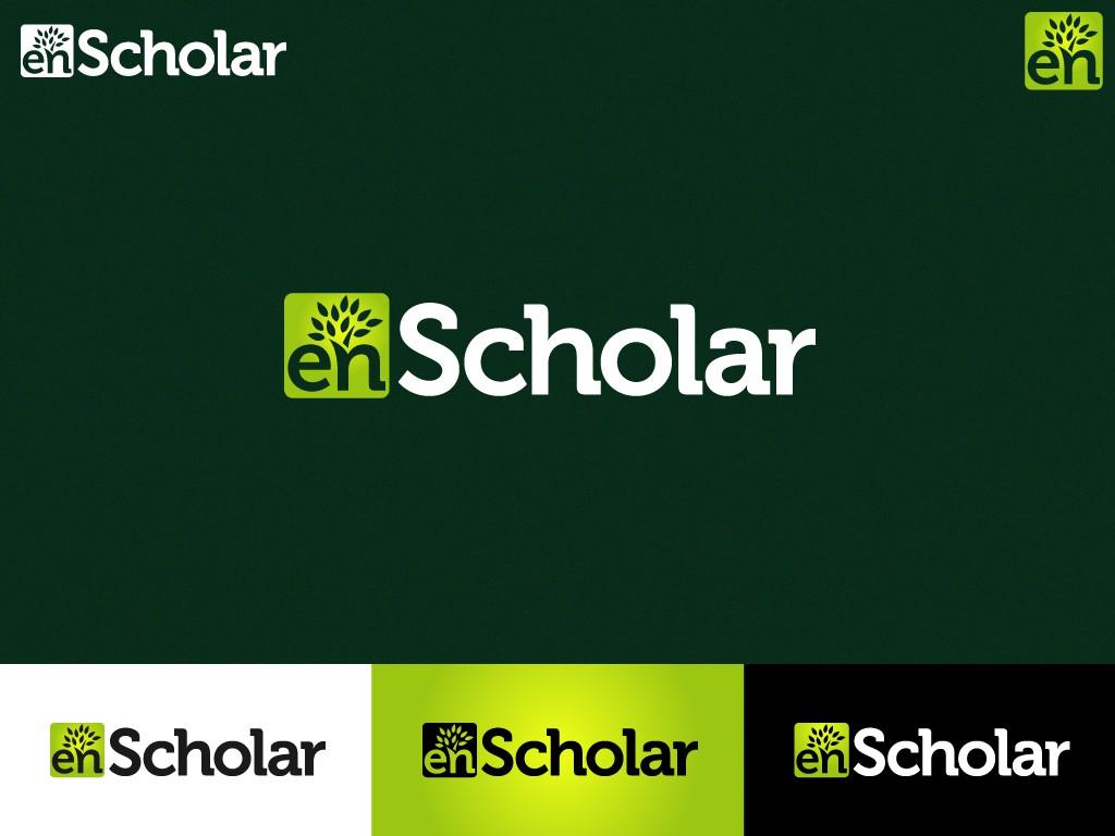 enScholar - new web startup needs your logo skills