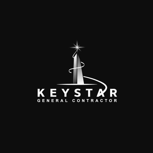 Keystar logo concept