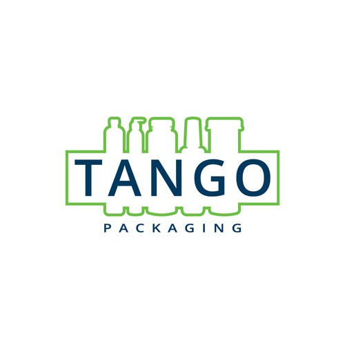 Logo For a packaging company