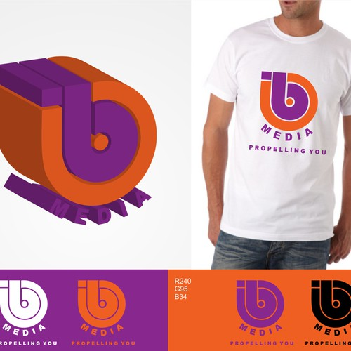 Propel Us To Higher Levels Of Success By Creating A Dynamic Logo!
