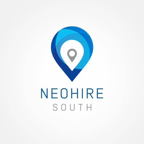 Logo for recruitment company