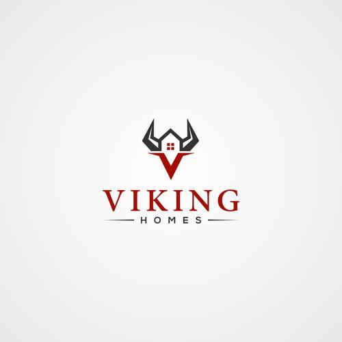 Vikking Homes Logo