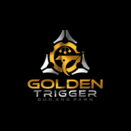 Logo design for Golden Trigger