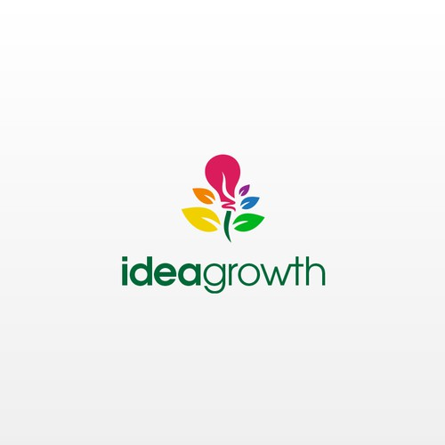 Create brand identity for Idea Growth