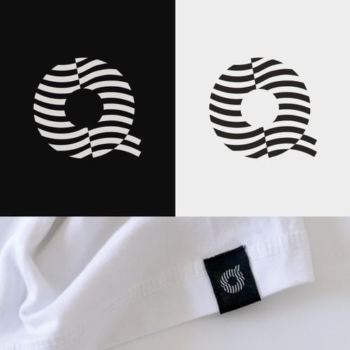 Logo for Qoltured Clothing