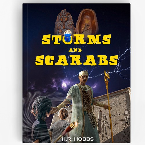 Storm and Scarabs