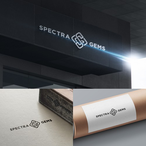 Logo Design for Spectra Gems