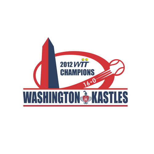 Logo Design for WTT 2012