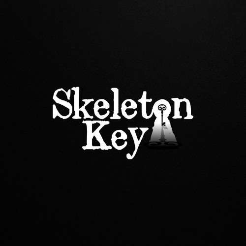 "Visual identity for ""Skeleton Key"", a new entertainment concept"