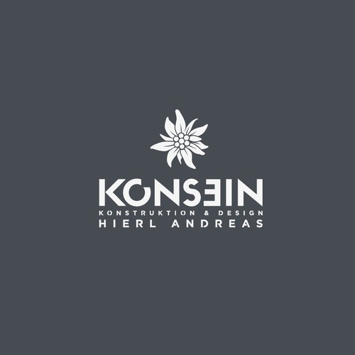 Logo for KONSEIN Handcraft constuctions