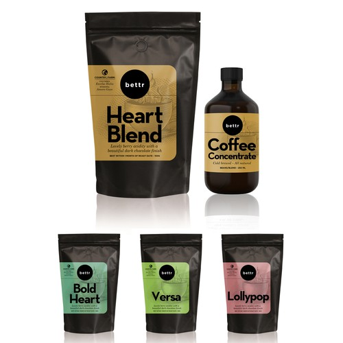 Heart Blend Coffee Concentrate