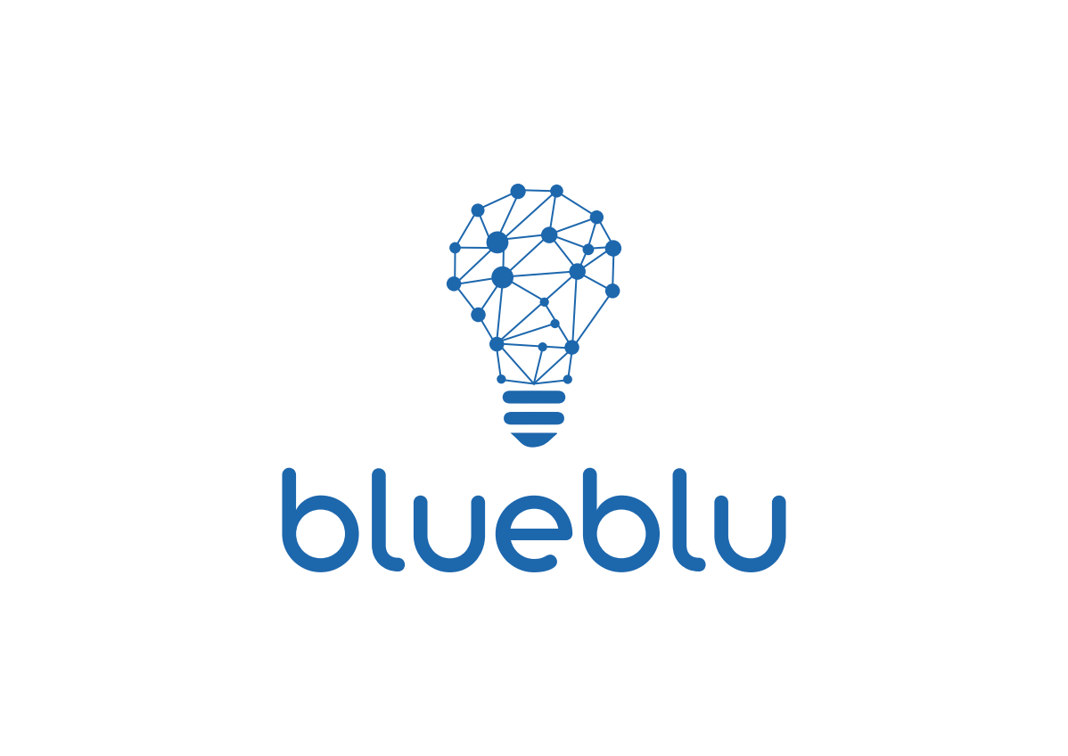 Logo for Blueblu
