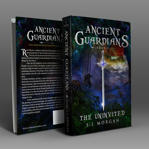 Ancient Guardians: Book II