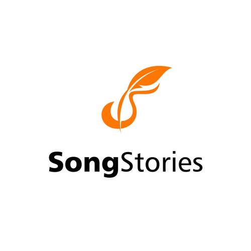 "Logo for ""Song Stories"""
