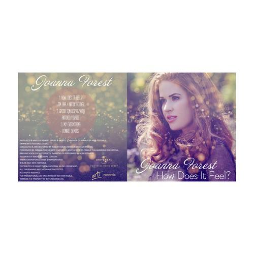 Joanna Forest album promo cover