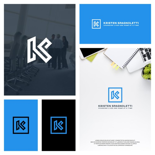 Letter K and S