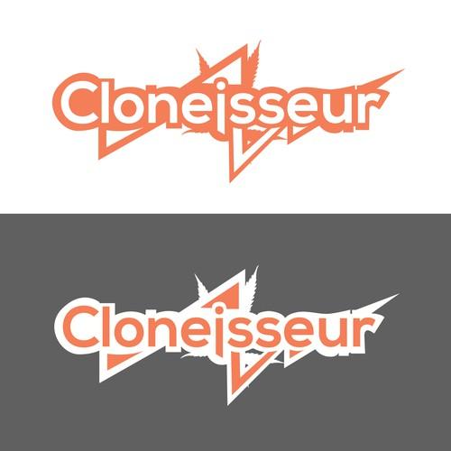 Cloneisseur Logo