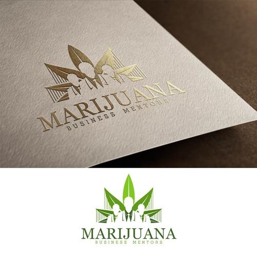 marijuana business mentor logo