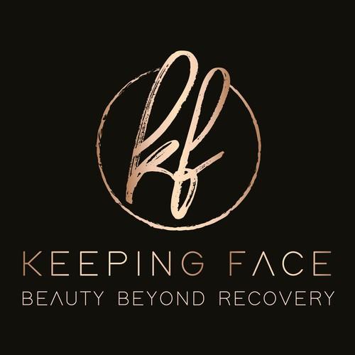 Logo design for wellness and beauty program