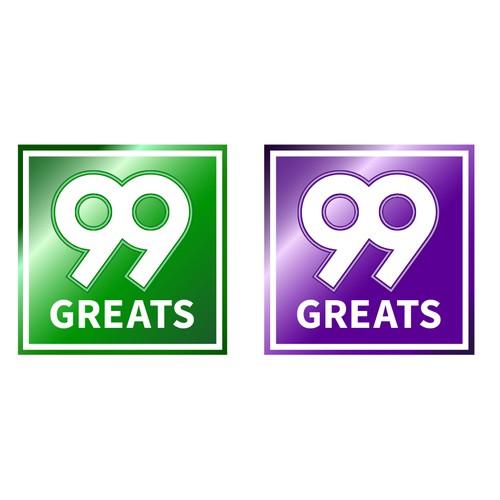 Logo for a premium brand