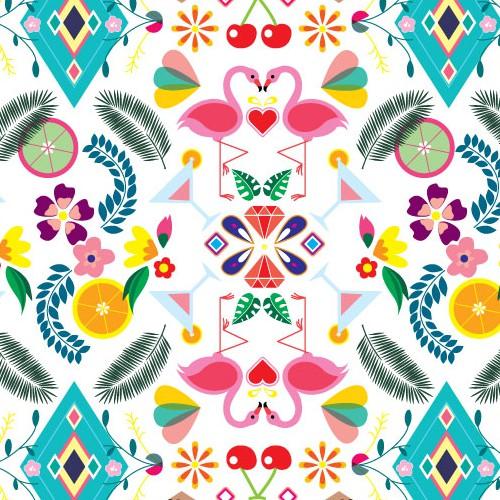 Summer Love Pattern