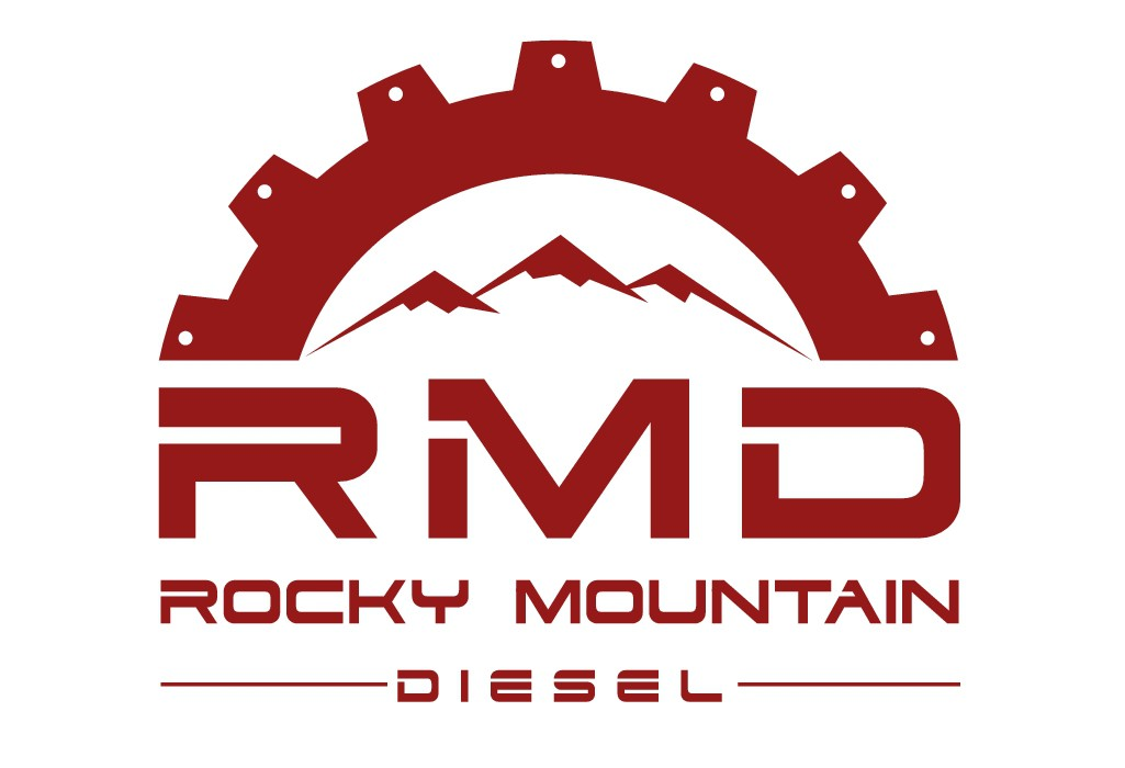 Diesel Mechanic Repair Shop Logo that makes you want them to repair your vehicle