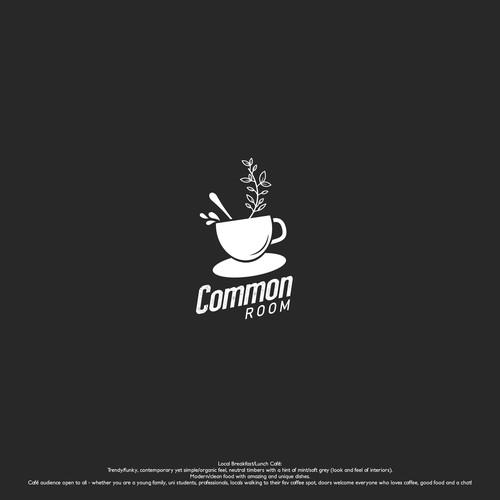 Coffee room logo