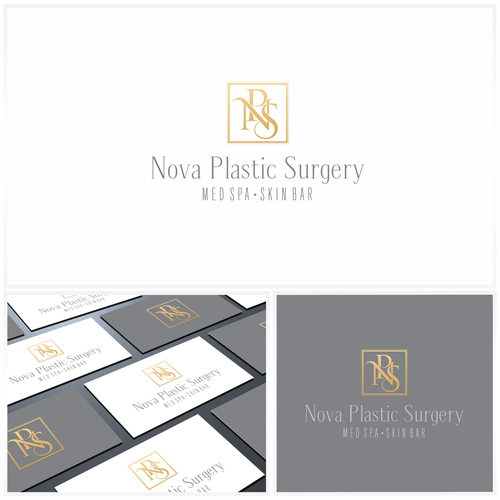 Logo design for Nova Plastic Surgery