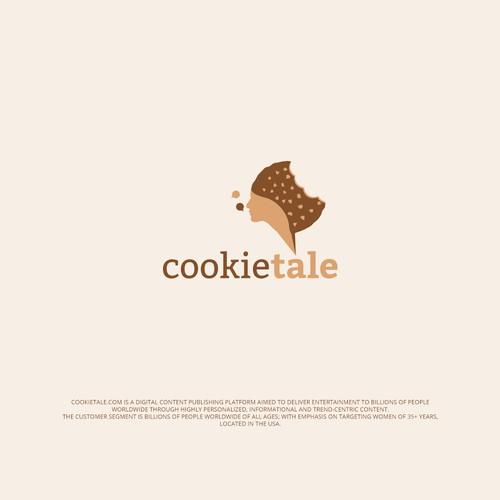 "Logo for ""CookieTale"""