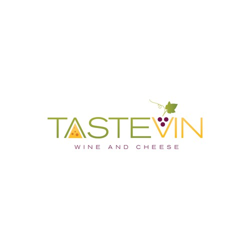 TasteVin needs a logo! Is it possible to design a contemporary, fun,yet sophisticated logo for my wine bar?!