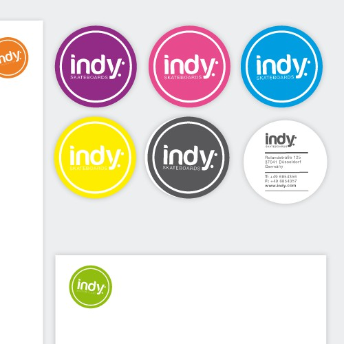 Help Indy Skateboards with a new logo