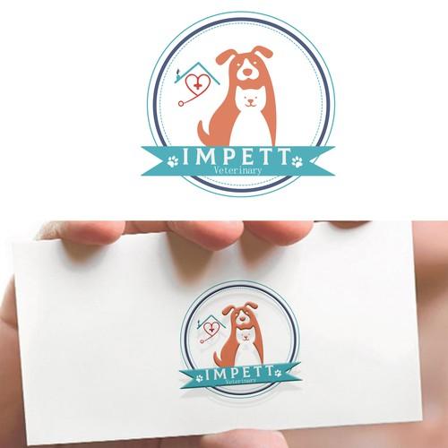 logo for veterinary clinic