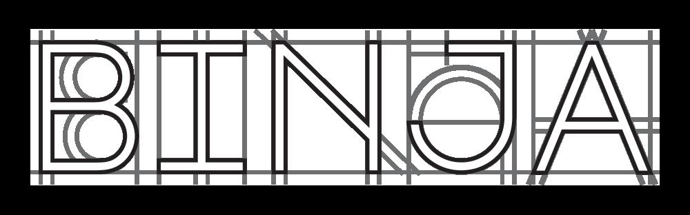 """""""BINJA"""" Logo"""