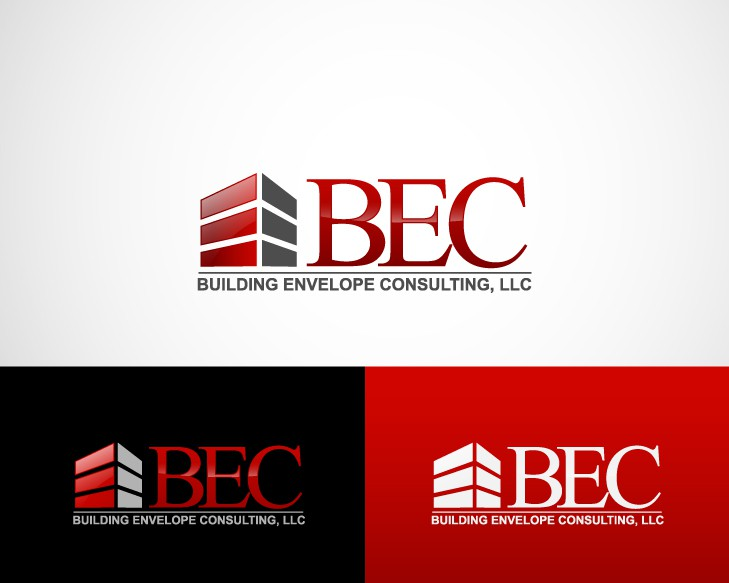 Building Envelope  Consulting, LLC needs a way better logo