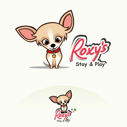 Create the face of a doggy daycare business!