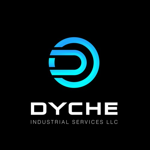 Logo for industrial services