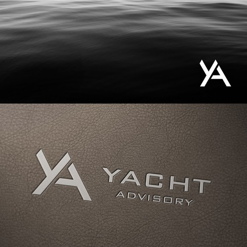 Create a distinctive logo and name for a new yachting consultancybusiness.