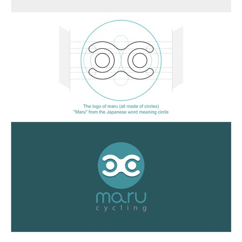 """Maru"" bicycle frame builder seeking mindful icon for brand."