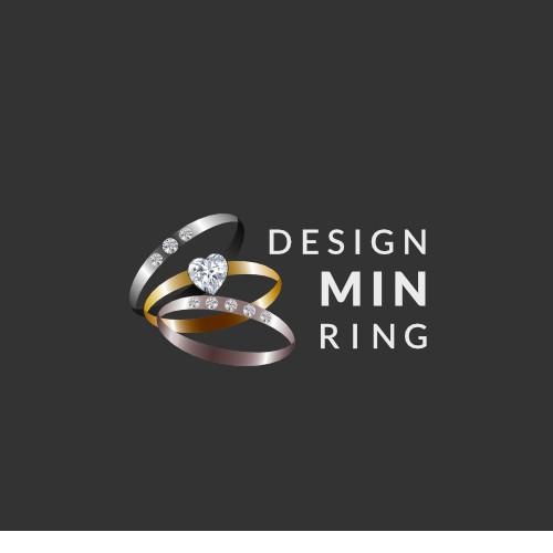 Logo for custommade designer bridal/wedding rings