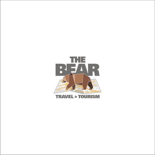Logo concept for The Bear