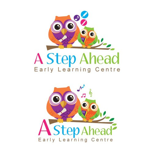 New logo wanted for A Step Ahead Early Learning Centre