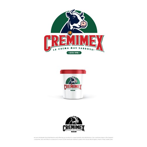 Logo for cremimex
