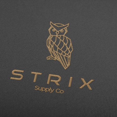 Logo design for STRIX Supply company
