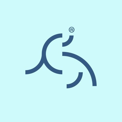 Simple seal icon for Agora Trade